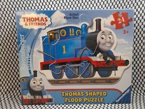 Thomas & Friends Shaped Giant Floor Puzzle 24 Piece Ravensburger Jigsaw Sealed