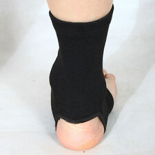 2X Elastic Compression Ankle Brace Support Arthritis Bandage Sprain Foot Wrap
