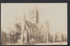 Somerset Postcard - Bath Abbey   RS2717