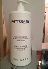 Phytomer Perfect Visage Gentle Cleansing Milk 1 litre 33.8oz Salon Pro #cepthk