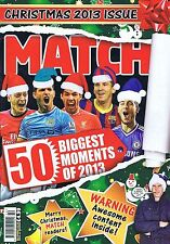 ARSENAL / CAHILL / MONACO / BARCELONA / PSG / LIVERPOOL	Match	Dec	10	2013 - 4