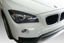 BMW X1 E84 2009-2015 HEADLIGHTS EYEBROWS EYELIDS TRIM ABS PLASTIC