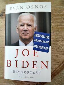 Joe Biden - Ein Portrait. von Evan Osnos, Taschenbuch 2020
