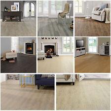HOLZ® Ca. 1m² Vinyl Laminat Selbstklebend Struktur Matt Dielen Planken Boden