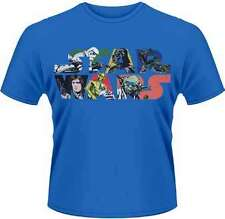 Star Wars - Comic Logo T-Shirt Homme / Man - Taille / Size XXL PLASTIC HEAD