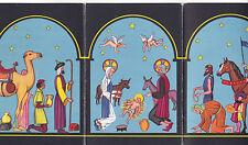 Pochette de 6 cartes Les petits santons de France