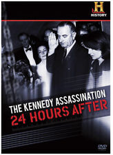 The Kennedy Assassination: 24 Hours After [New DVD]
