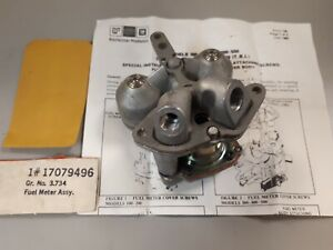 Throttle Body for 1984 Cadillac DeVille. NOS GM FUEL INJECTION BODY ASSEMBLY