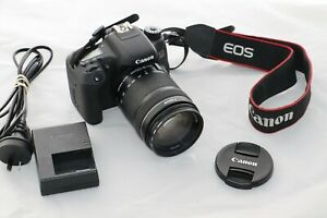 Canon EOS 760D DSLR Kit with EF-S 18-135mm IS STM