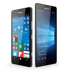 "New Nokia Microsoft Lumia 950 Single SIM 4G LTE 32GB 5.2"" Smartphone Black"