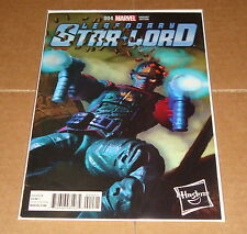 Legendary Star-Lord #4 Hasbro Variant Edition 1st Print Guardians of the Galaxy