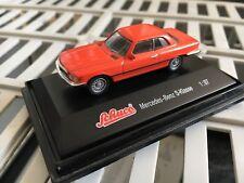Modellauto Mercedes-Benz S-Klasse Rot Metallic 1:87 Schuco Rariät Neu + OVP