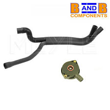 BMW E36 E46 M43 3 SERIES BREATHER HOSE PIPE WATER INLET + BREATHER VALVE C343