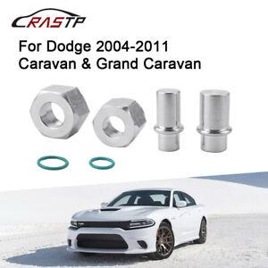 Rear AC BLOCK OFF KIT for 2004- 2011 Dodge Caravan & Grand Caravan