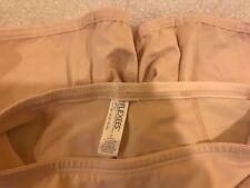 134c224cae539 FLEXEES Cream Brief Girdle Shaper Shapewear - Style 3740 - XL~Tan Nude~