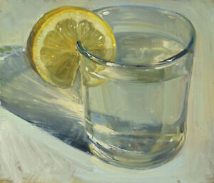 """Lemon, Water, Sun"" by Duane Keiser"