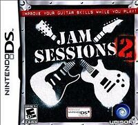 Jam Sessions 2 Nintendo DS NEW & SEALED
