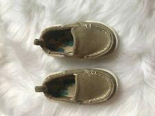 Toddler Boys Size 3 Brown Slip On Dress Shoes by Wonder Nation