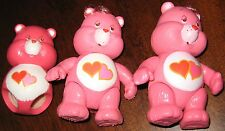 Prototype Care Bears Love-A-Lot Bear Kenner 1983 Poseable Figures First Shots