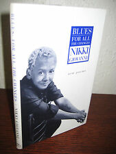 1st Edition BLUES FOR ALL CHANGES Nikki Giovanni NEW POEMS Poetry 4th Printing