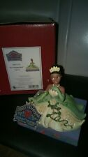 "Princess Tiana ""Be Independent"" Disney Traditions Jim Shore Figurine"