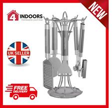 Morphy Richards Accents 975079 4 Piece Kitchen Gadget Set Titanium- Brand New