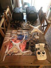 Dji Phantom Three Advanced Drone Bundle