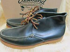 Eastland Green (Dark Olive) Monhegan USA Chukka Boot NIB size 11.5 retail $395
