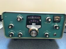 Heathkit SB-401 HF transmitter
