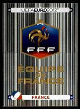 Panini Euro 2012 - Badge - France No. 456