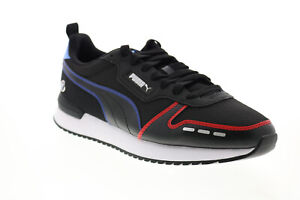Puma BMW MMS R78 30678601 Mens Black Motorsport Inspired Sneakers Shoes 12
