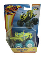 Blaze and the Monster Machines WATER RIDER ZEG Die Cast Toy Vehicle NEW Dinosaur