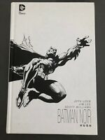 BATMAN NOIR: Hush Deluxe Hardcover DC Comics Jason Todd Tommy Elliott Jim Lee