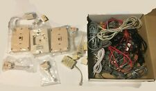 Telephone RJ11 cables, jacks, splitters and couplers