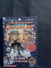 The Adventures of Mary-Kate & Ashley The Case of the U.S. Navy Adventure good