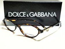 044917f1f063 New Authentic DOLCE   GABBANA DG3105 502 Tortoise 52 16 135 Rx Eyeglasses