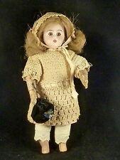 Porzellankopf-Puppe, wahrsch. Steiner, gemarkt 10 / 0, um 1900