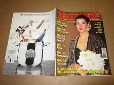 RIVISTA GENTE MESE OTTOBRE 1992 BOSE' LOREN BARDOT MINA CAROLINA STEFANIA MONACO