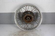 1979 Yamaha Yz125 Rear Back Wheel Rim