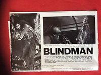M6-9a ephemera 1970s film preview ringo starr blindman baldi konopka