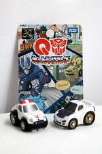 Transformers QT Autobot Prowl & Drift Mini Toy Figures Takara TOMY