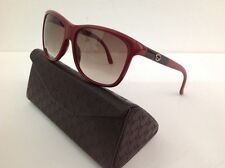Gucci Occhiale Da Sole €190 Rosso modello 3613 rosso donna grande rotondo