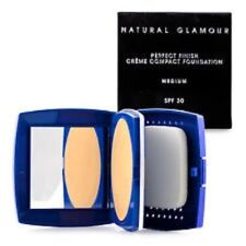 15g Natural Glamour Foundation SPF 30 Nude Medium Beauty Powder Makeup