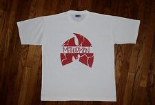 METHOD MAN WU-TANG clan vintage 90s Raekwon ODB GZA rap hip hop T-shirt XL
