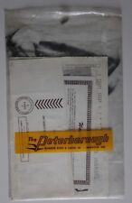 PETERBOROUGH Canoe Company 1950s documents + plastic pouch - ST1002001218