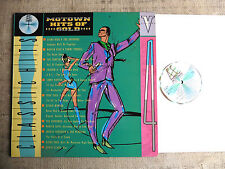 Motown Hits Of Gold Volume 4 - Stevie Wonder, The Supremes, The Jackson 5... LP