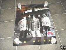 Screemin Cheatah Wheelies Signed 18x21 Poster Photo