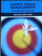 Supply Chain Management Colorado State University by Monczka/Collier/Coyle