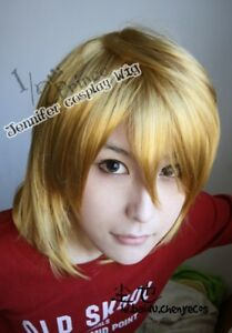 Katekyo Hitman Reborn Dino cosplay wig costume 10
