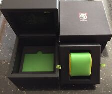 Luminox Original Storage Case For Tony Kanaan Special Edition 1188, 1148 Watches